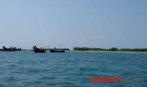Saint Martin Island Bangladesh, St. Martin's