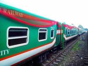 Sonar Bangla Train, Bangladesh Railway