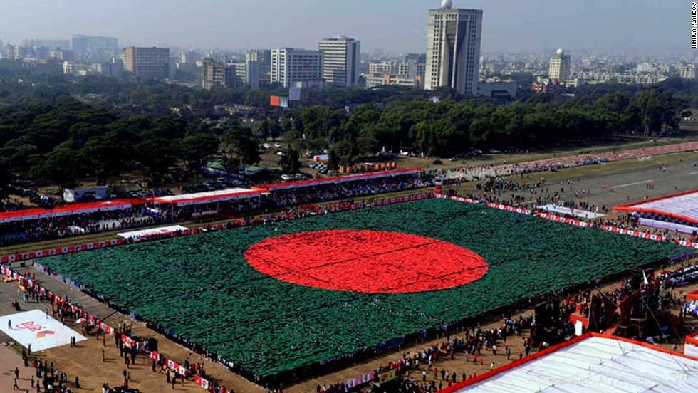Bangladesh facts, Bangladesh Flag